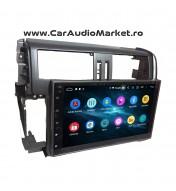 Toyota Land Cruiser Prado 2010-2013 Navigatie dedicata cu Android
