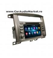 Toyota Land Cruiser 2003-2008 dvd Navigatie dedicata cu Android