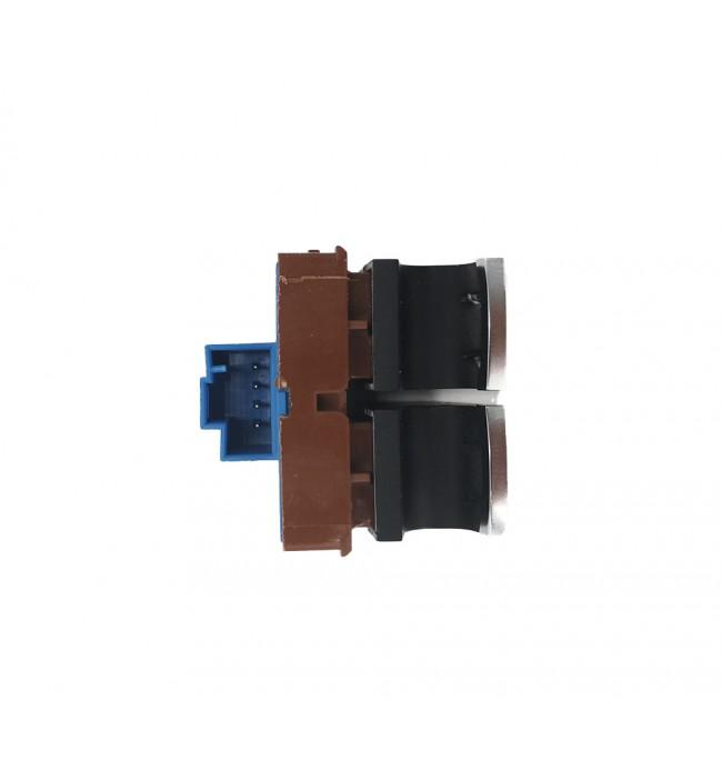 conector Butoane de eliberare portbagaj, rezervor combustibil cromat VW Passat B6 Jetta MK6 EOS CC 35D 959 903 3C0 959 903