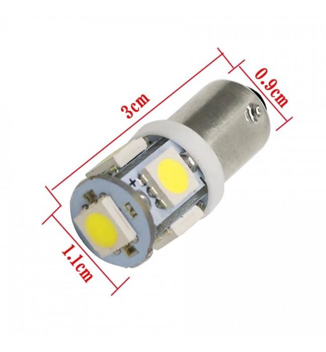 Bec led model T11 T4W BA9S...