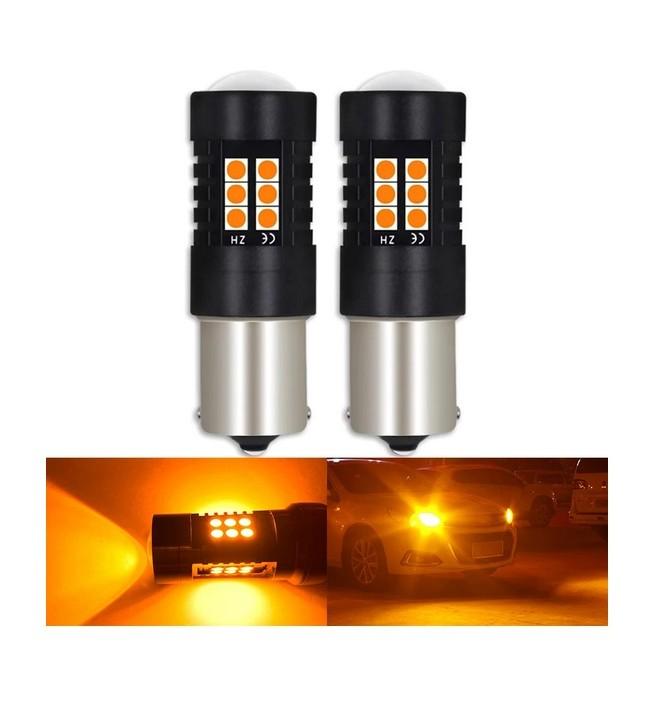 LED 1156 BAU15S PY21W 12V...