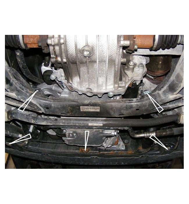 Audi A4 2004-2008 - Scut...