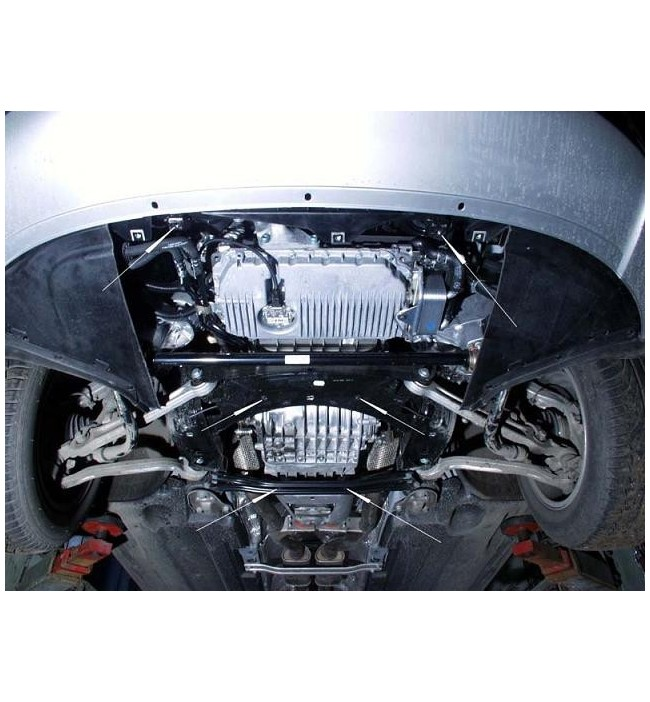 Audi A6 2005-2010 - Scut...