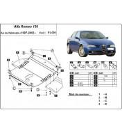 Scut motor metalic Alfa Romeo 156 1997 1998 1999 2000 2001 2002 2003