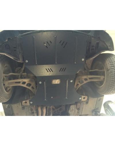 Scut motor metalic BMW Seria 3 E46 2000 2001 2002 2003 2004 montat