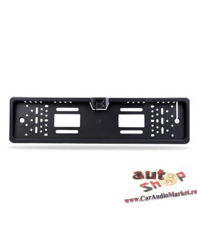 Camera HD incorporata in suportul pentru placutele de inmatriculare