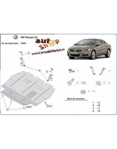 Scut metalic mtor si cutie de viteze Volkswagen Passat CC