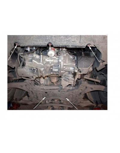 Scut motor metalic Ford C-Max fabricat incepand cu anul 2010