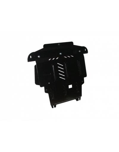 Scut metalic pentru motor si cutia de viteze Ford Fiest 2008-
