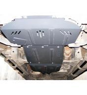 Scut metalic pentru motor Nissan Navara