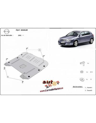 Scut motor metalic Opel Opel Signum 2002-