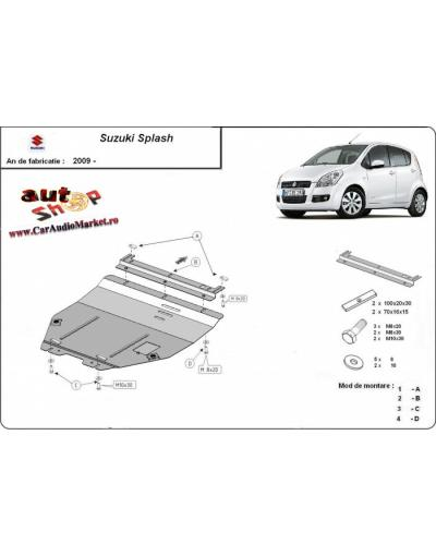 Suzuki Splash 2009-