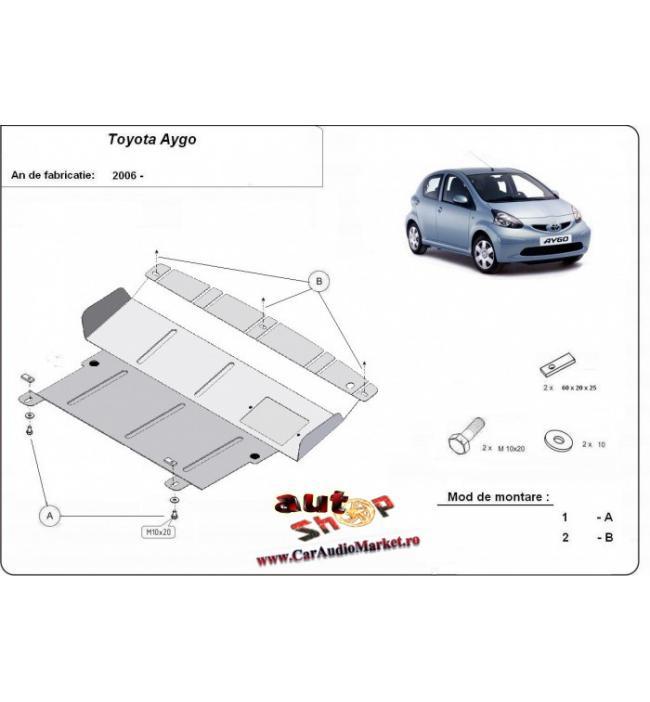 Toyota Aygo 2006-