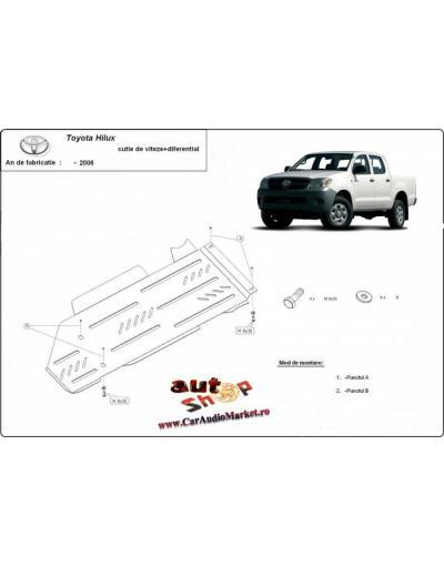 Scut diferential Toyota Hilux -2006