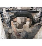 Scut metalic cutie de viteze manuala Audi A6 1997 - 2004