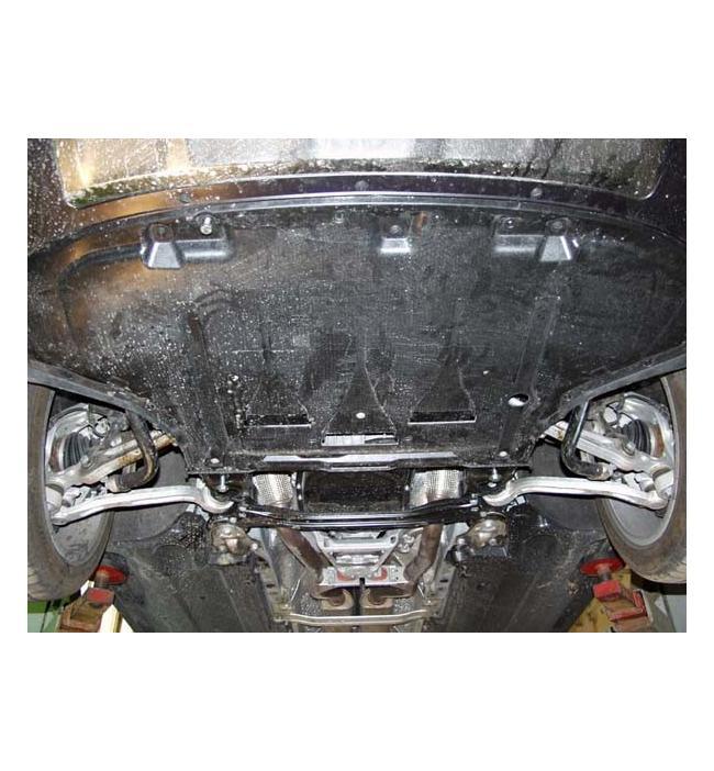 Scut motor metalic pentru Audi Allroad II 2005-