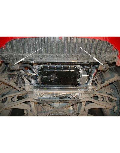 Scut motor metalic frontal Audi Audi A4 4 dupa 2008
