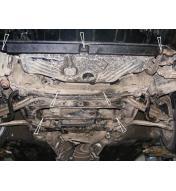 Scut metalic motor pentru Audi A8 fabricat dupa anul 2003