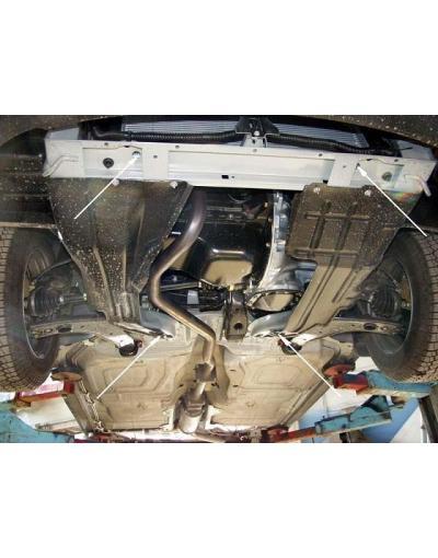 Scut motor metalic pentru Daewoo Cielo fabricatie 1996-2008