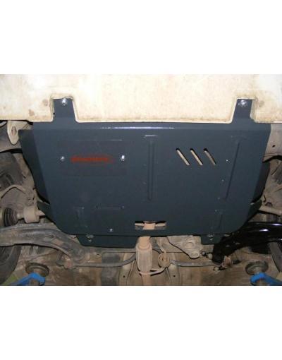 Scut metalic pentru motor si cutia de viteze Fiat Albea.