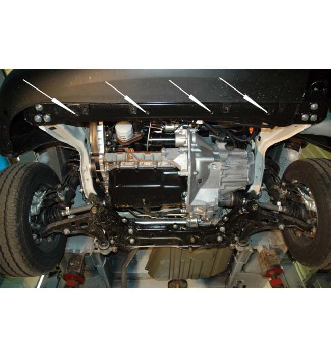 Scut motor metalic  Fiat Ducato I 1995-2006