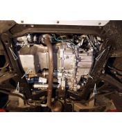 Scut metalic pentru motor si cutia de vitezeze Dacia Logan