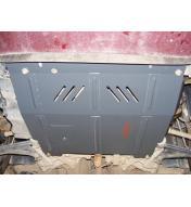 Scut motor metalic pntru Fiat Linea 2006-