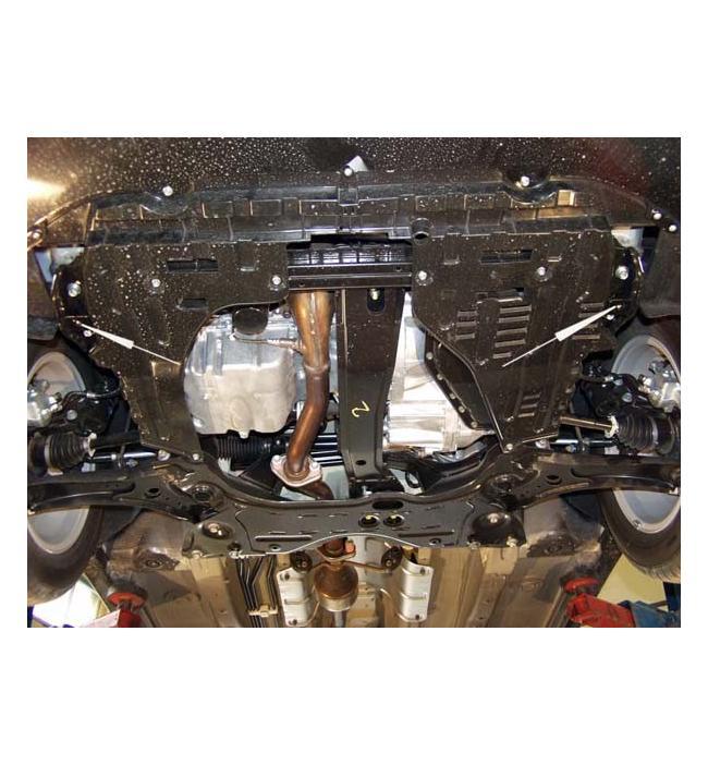Scut metalic pentru motor si cutia de viteze Fiat Sedici