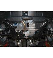 Scut auto metalic Honda CR-V fab. 2007-
