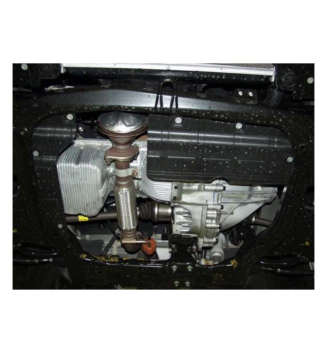 Scut metalic pentru motor si cutia de viteze Hyundai I30 2007-