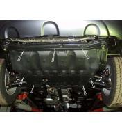 Scut motor metalic Hyundai Santa Fe I 2001-2006