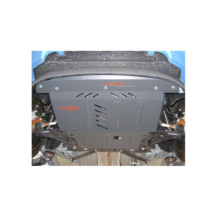 Scut metalic pentru motor si cutia de vitezeze Mazda II  2008-