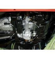 Scut metalic pentru motor Nissan Pathfinder