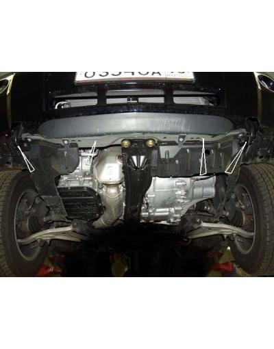 Scut metalic pentru motor si cutia de viteze Nissan X-trail 2001-2005