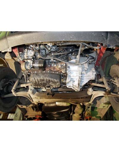 Scut motor metalic pentru Opel Movano 2001-