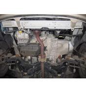 Scut metalic pentru motor si cutia de viteze Peugeot 206