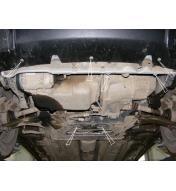 Scut metalic pentru motor si cutia de vitezeze Peugeot 306