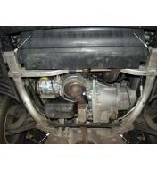 Scut metalic pentru motor si cutia de viteze Peugeot 407