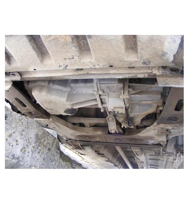 Scut metalic pentru motor si cutia de viteze Renault Megane II 2004-