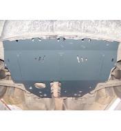 Scut metalic pentru motor si cutia de viteze Skoda Fabia.