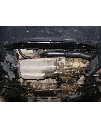 Scut metalic pentru motor si cutia de viteze Skoda Octavia II fab.2004-