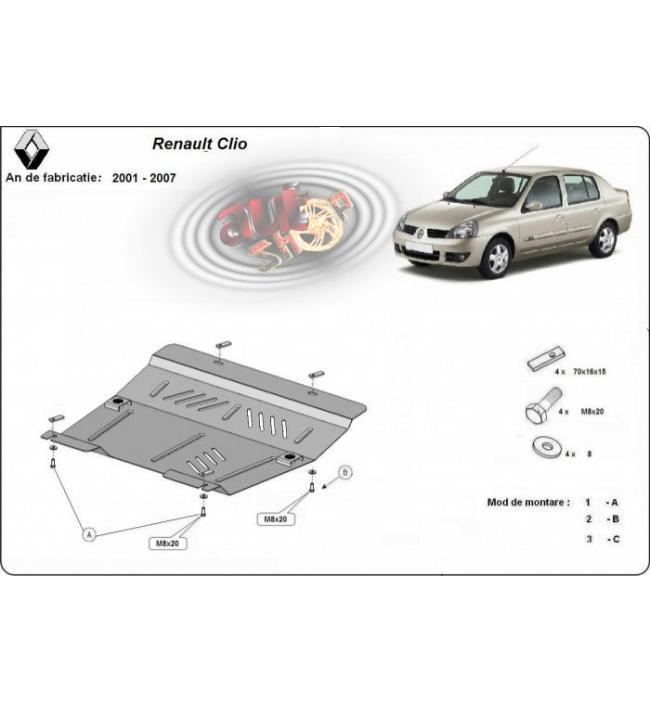 Scut Motor Renault Clio fabricat intre 2001-2007
