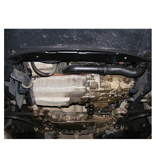 Scut metalic motor si cutia de viteze pentru Caddy II 2004-