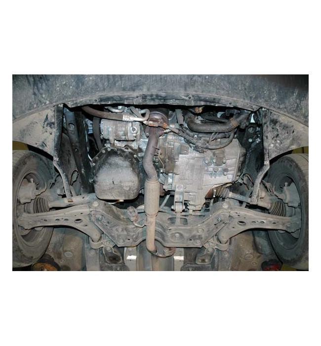 Scut metalic motor si cutie de viteze Volkswagen Polo 9N 2002-2010