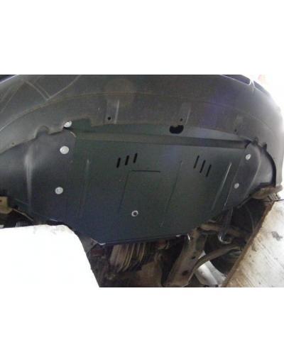 Scut motor metalic Skoda Superb B 2001-2008