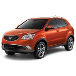 camera mers inapoi ssangyong actyon