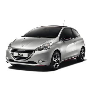 Navigatie Peugeot 208 cu radio, bluetooth, dvd, harti igo incluse si pastrarea comenzilor volan