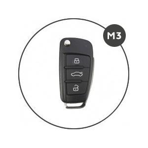 Huse pentru protectie cheie Audi model 3