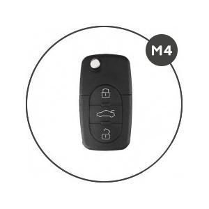 Huse pentru protectie cheie Audi model 4