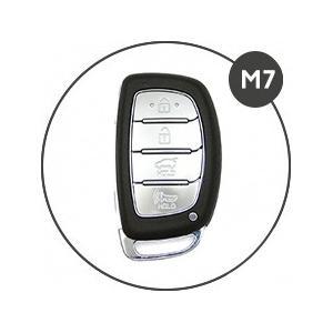 Huse pentru protectie cheie hyundai model 7